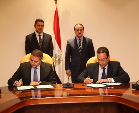 Schneider Electric signs MOU with Egypt's telecommunications ministry to build the new knowledge city