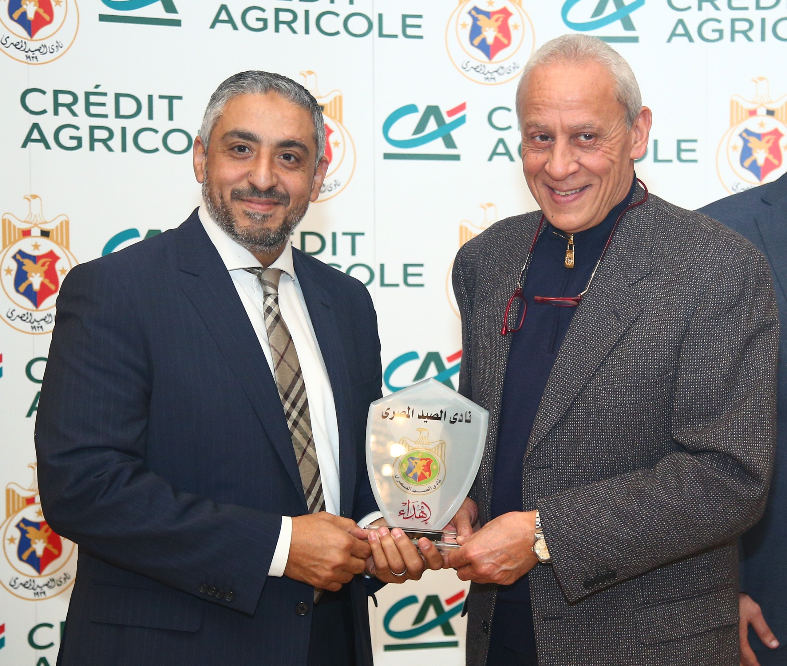 Crédit Agricole Egypt extends cooperation with the Egyptian Shooting Club to convert membership cards into payment cards