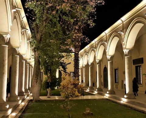 فيليبس تضئ قصر محمد علي بالمنيل