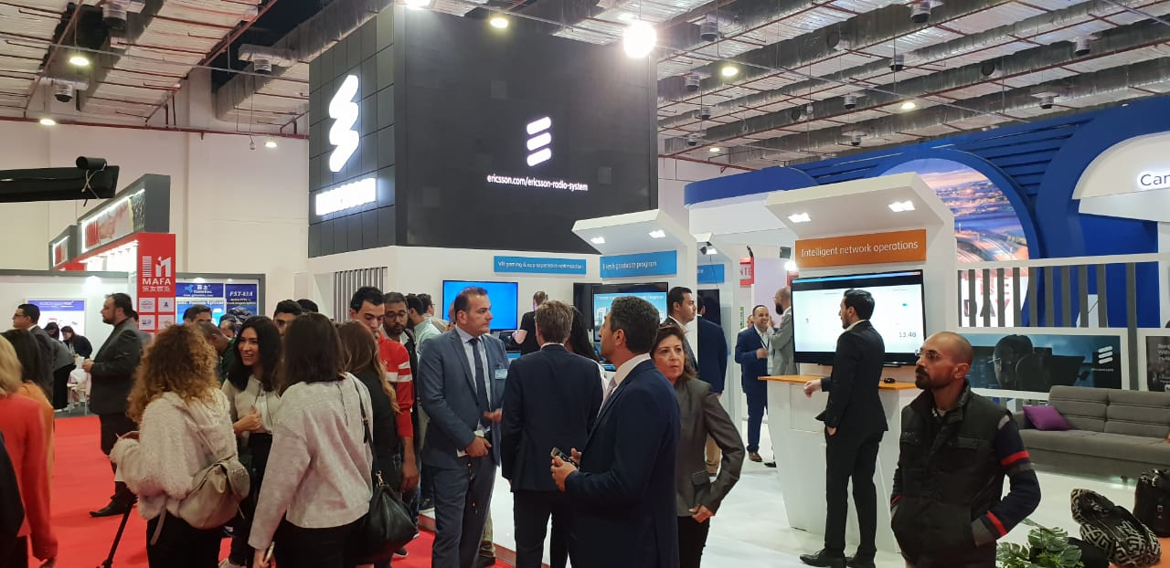 Ericsson to highlight solutions driving innovation in Egypt at Cairo ICT 2018